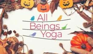 """Update on ZOMBIE YOGA: Quarantine Edition!! Get ready for accessible """"zombie flow"""" - Halloween-inspired yoga poses, spooky music and fun! All are welcome!"""