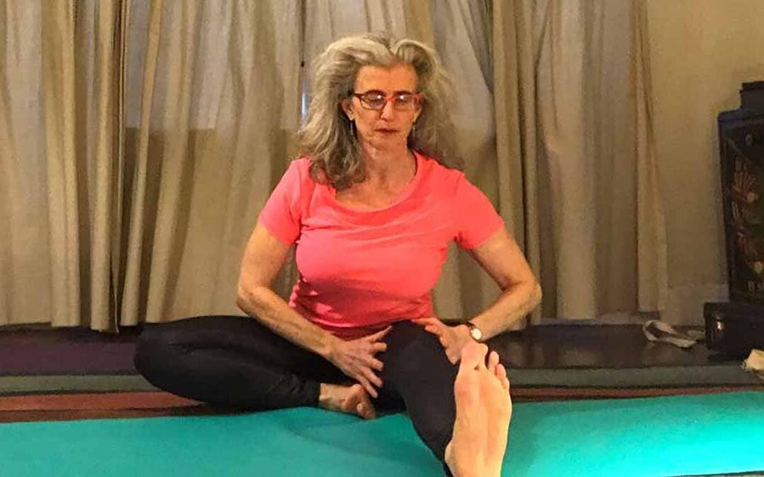 Live stream with All Beings Yoga!