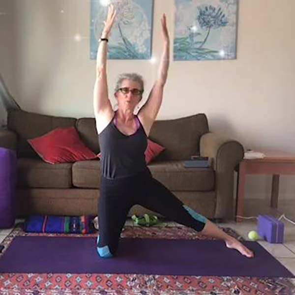 Wake Up Yoga with Anita