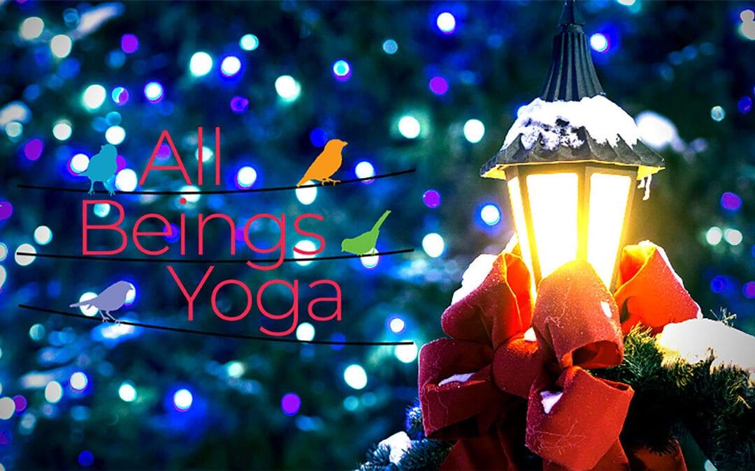 Holiday Yoga of Gratitude