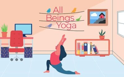 All Beings Yoga FB Live is Back!